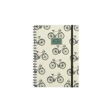 Legami  A4 Boy Okul Defteri Spiralli Bisiklet K Renkli